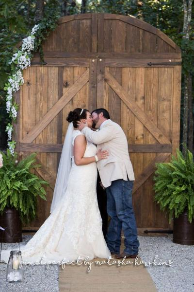[Image: We have everything you need and more to perfect your wedding decor---from candles to rustic barn doors, you name it, we have it! ]